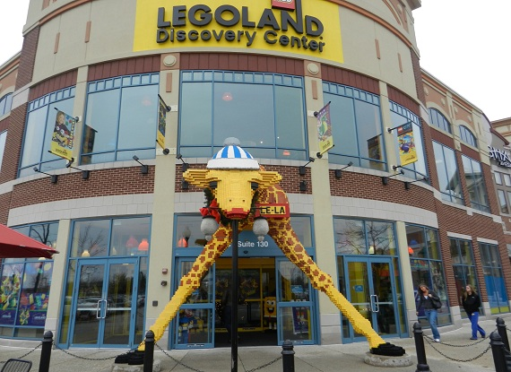 Legoland Discovery Center, Skokie - Holiday Inn Chicago North ...